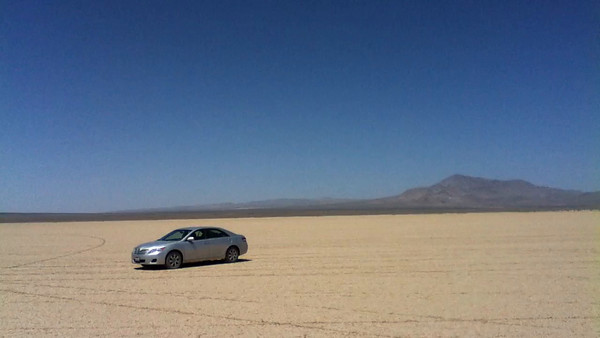 Cuddeback Dry Lake, Mojave Desert