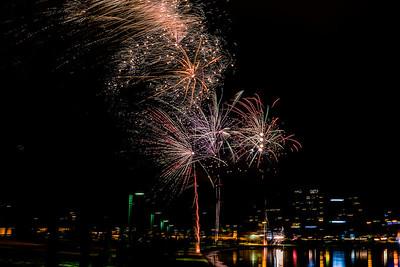 Fireworks - Ilotulitukset