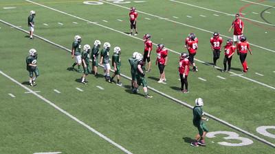 2013. GYF Football. 6th Grade; Evan.