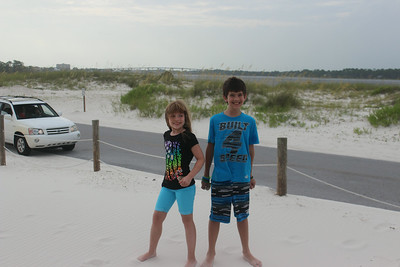 Aug 2013 - Pensacola Beach, Fl