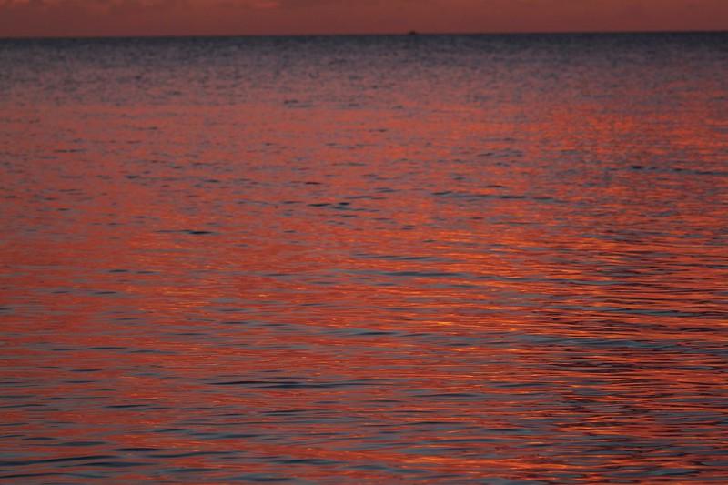 florida bay sunset
