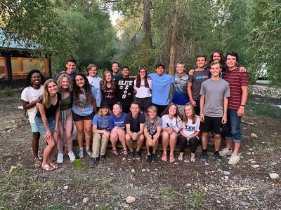 Trek 2019 - Mt Hope group