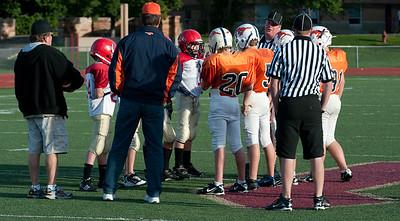 2010-09-18 8:30am  Mtn. Crest Jr. Midget White @ Logan Gold