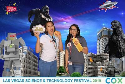 """Cox """"Las Vegas Science & Technology Festival 2019"""""""