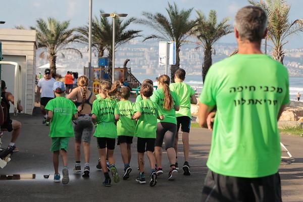 Triathlon Kiryat Yam- September 2018