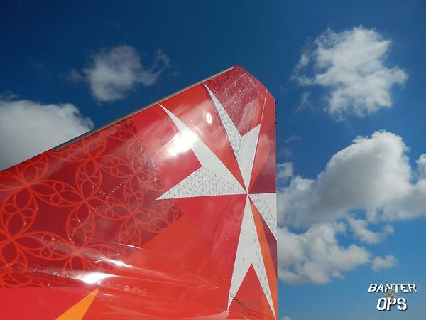 Malta - Luqa Airport : 26th September 2013 - 1st October 2013