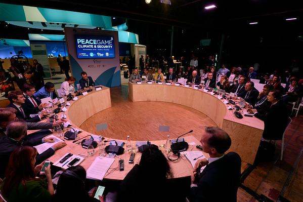 Paris Peace Forum PeaceGame 11.12.19 - 11.13.19