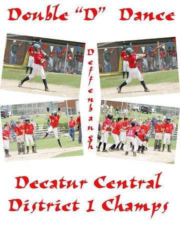 7-17-05 Decatur Central vs Decatur National