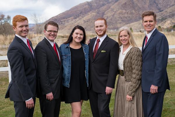 Ellis Family 11-20-16