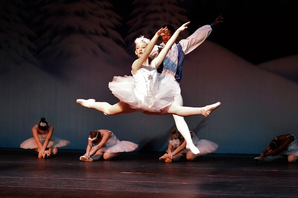 Waltz of the Snow Flakes