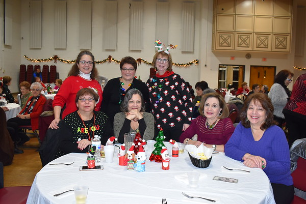 2019 Women's Guild Christmas Giving Celebration