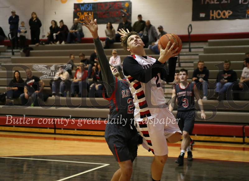 Slippery Rock vs Moniteau 12/21/19 Moniteau #2 Slippery Rock #2