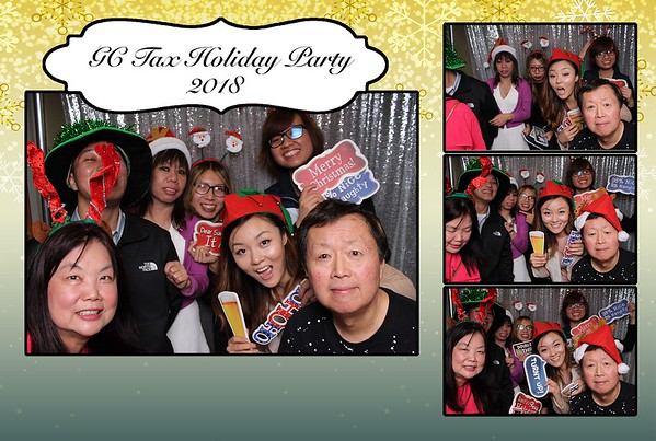 GC Tax Holiday Party