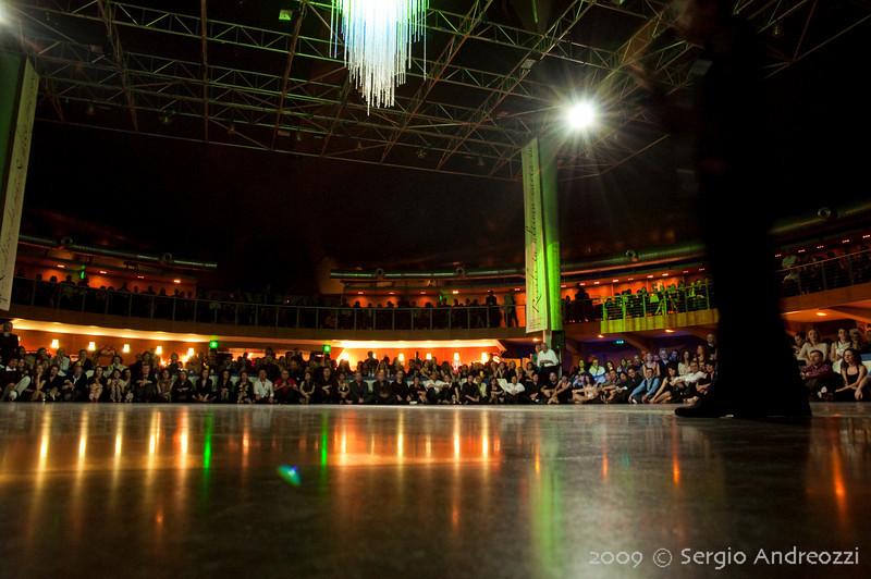 Teatro Saschall, 25 April 2009