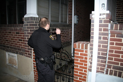 Persons of Roof Police Response, Willing St, Tamaqua (2-15-2012)