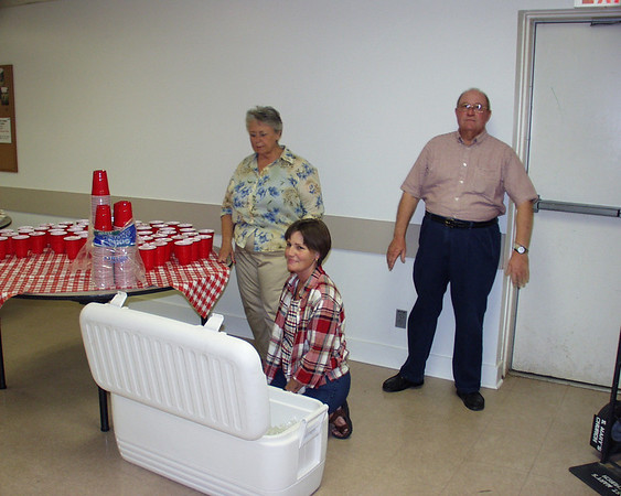 2005 Parish Activities