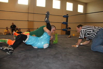 Elite Generation Wrestling Show, EGW, Salvation Army, Tamaqua (4-26-2014)