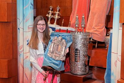 Abby V Bat Mitzvah