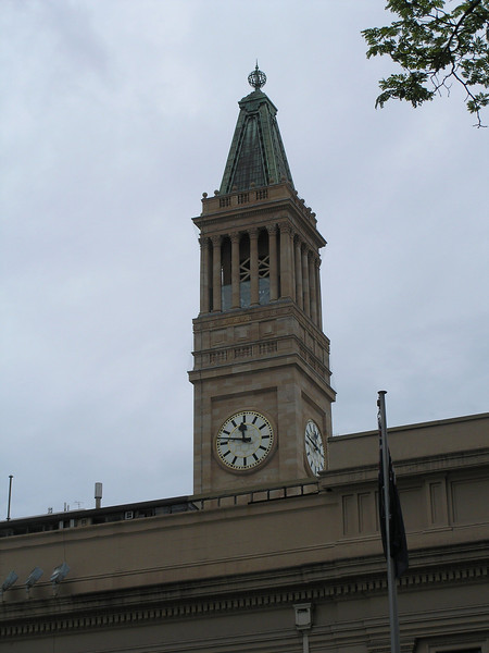 Clock tower - Old Town Hall