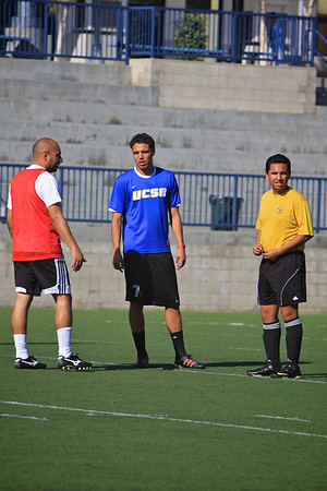 Salesian Alumni Soccer Game