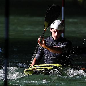 ICF Canoe Kayak Slalom World Cup Augsburg 2018