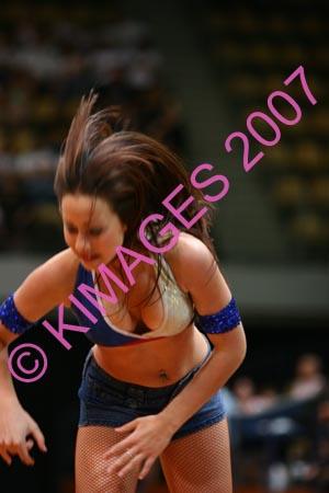 Razorbacks Vs Tigers - Cheerleaders & Half - Time Entertainment 14-1-07