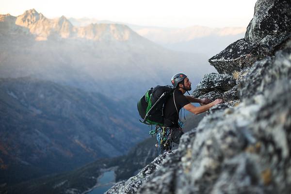 Serpentine Arete- Dragontail Peak