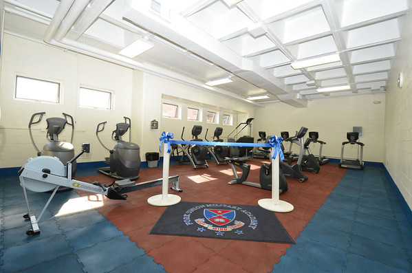Fitness Room Dedication