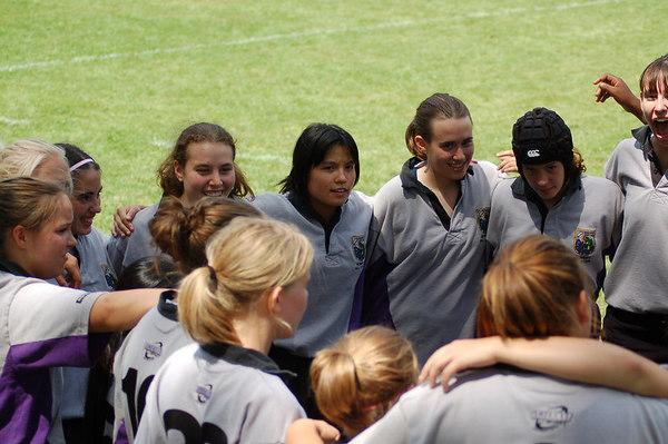 2006 MN Girls vs Manitoba 2nd match