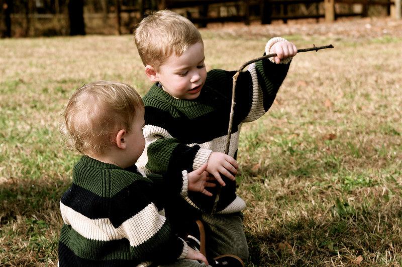 Jackson and Sam