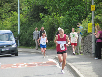 Welsh Castles Relay 2010