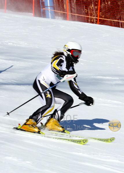 2012 Women's Leavitt Invitational Giant Slalom