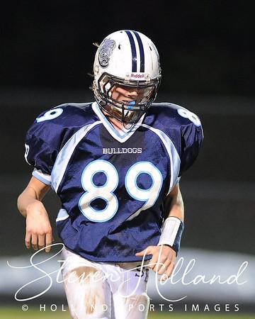 Football - Freshman: Stone Bridge vs Fairfax 11.03.11 (by Steven Holland)