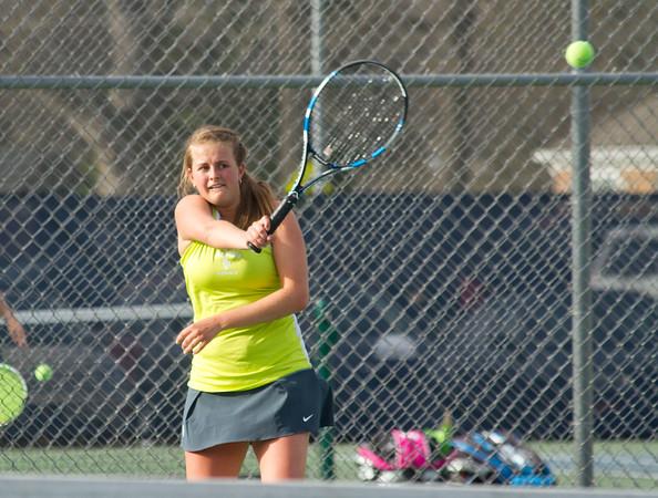 Northridge vs. Elkhart Central tennis