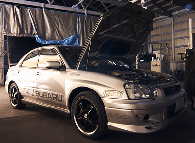 SUBARU: Axis Power Racing Dyno Days