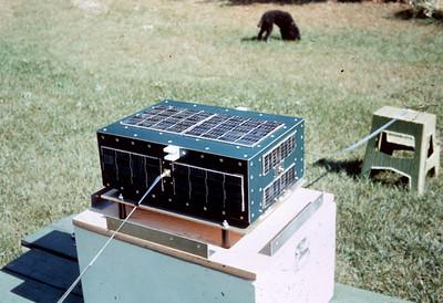004 Testing: Solar Simulation