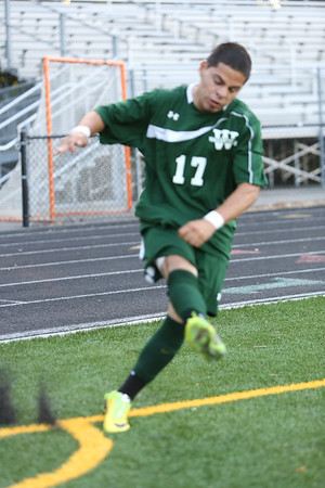Conference 13: Boys Varsity Soccer - Wakefield vs.Falls Church. Falls Church wins 1-0. Both Teams head to Regionals.