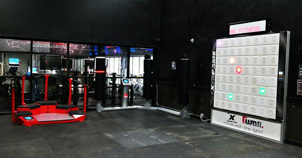 Exergame Showroom