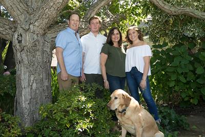 The Holton Family, Los Gatos, CA