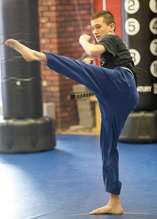 Hwangs Black Belt Testing 2013