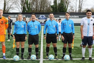 2019 Men's Soccer Final Four - Tacoma vs. Columbia Basin