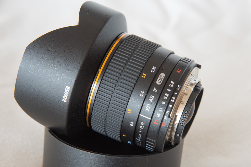 Bower 14mm f2.8 for Nikon