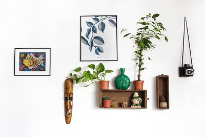 Using Art Prints With A Minimalist Home Decor