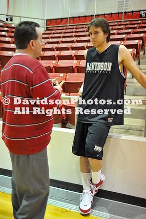 NCAA - Leaving for Detroit - 2007-08