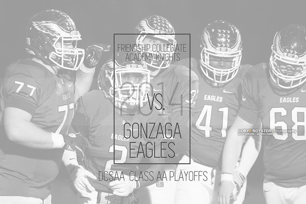 Friendship vs Gonzaga - DCSAA Class AA Semifinal