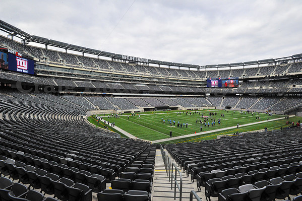 New York Giants Snow Bowl '13