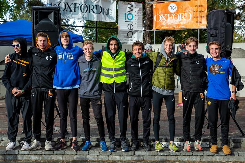 Oxford Classic XC race