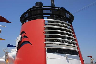 Around the ship