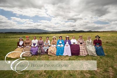 2nd U.S. Cavalry Group Portraits 2011