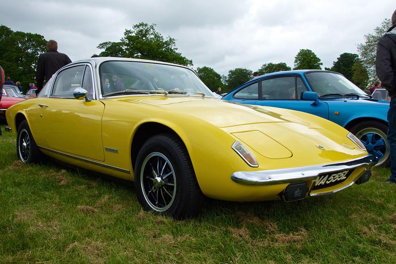 1973 Lotus Elan +2